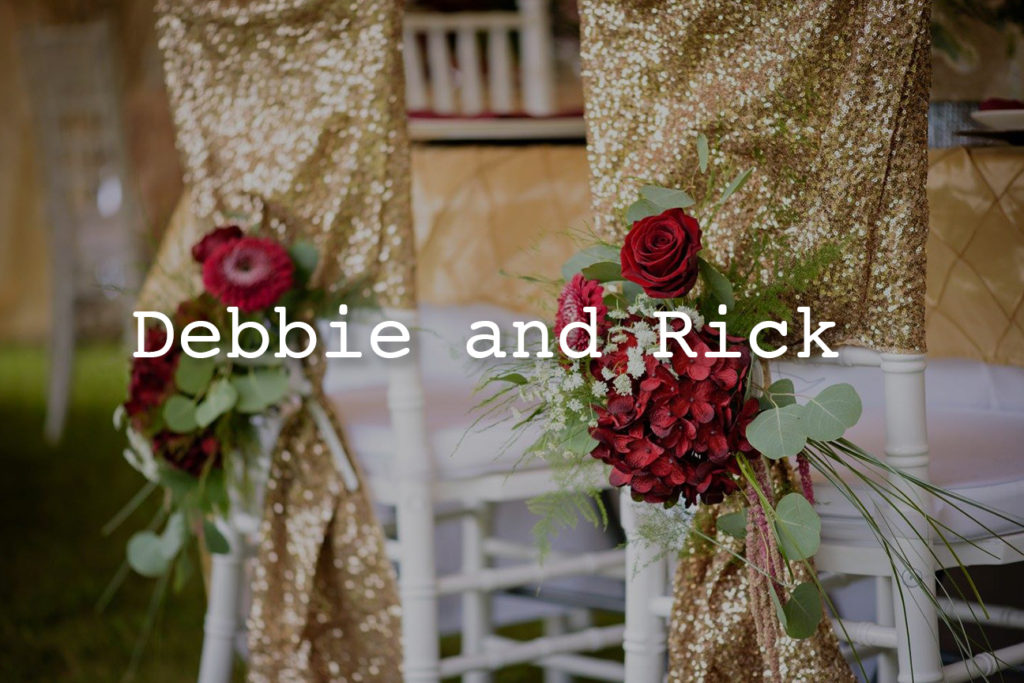 Debbie and Rick