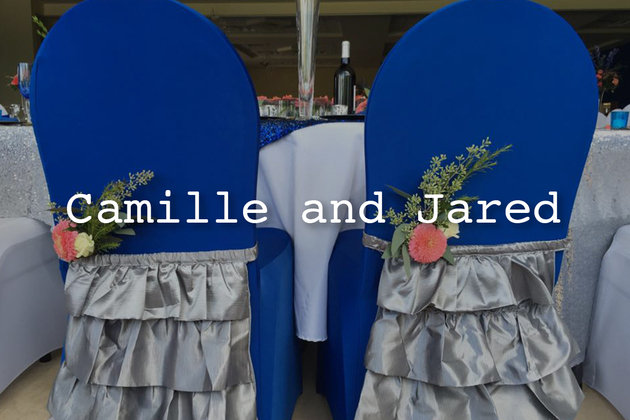 Camille and Jared